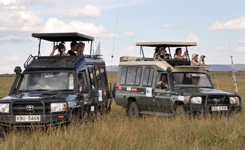 Teambuilding Kenya: Big Five