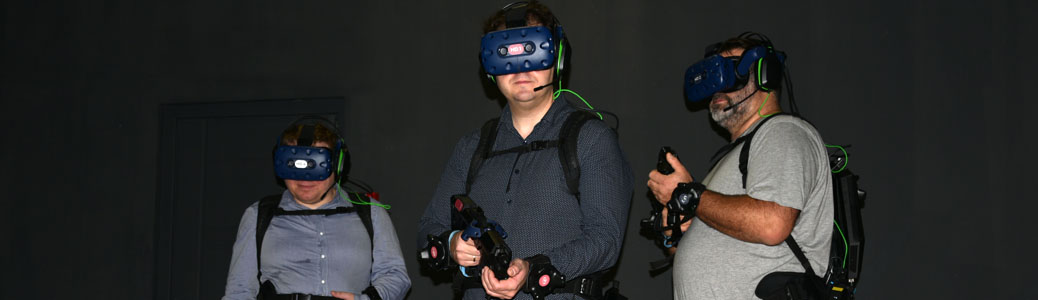 Team building program Virtual Reality