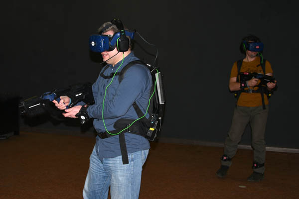 Teambuilding Virtual Reality